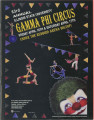 1999 Gamma Phi Circus program (63rd annual)