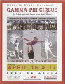 2004 Gamma Phi Circus program (75th anniversary)